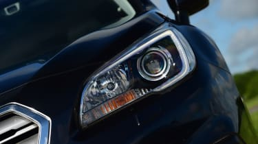 Subaru Outback - headlight