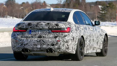 BMW M3 - spyshot 7