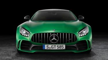 Mercedes-AMG GT R - full front studio