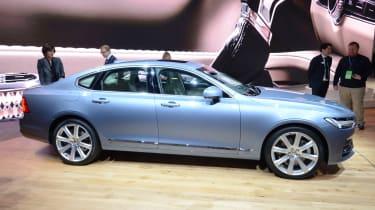 Volvo S90 - show profile 2