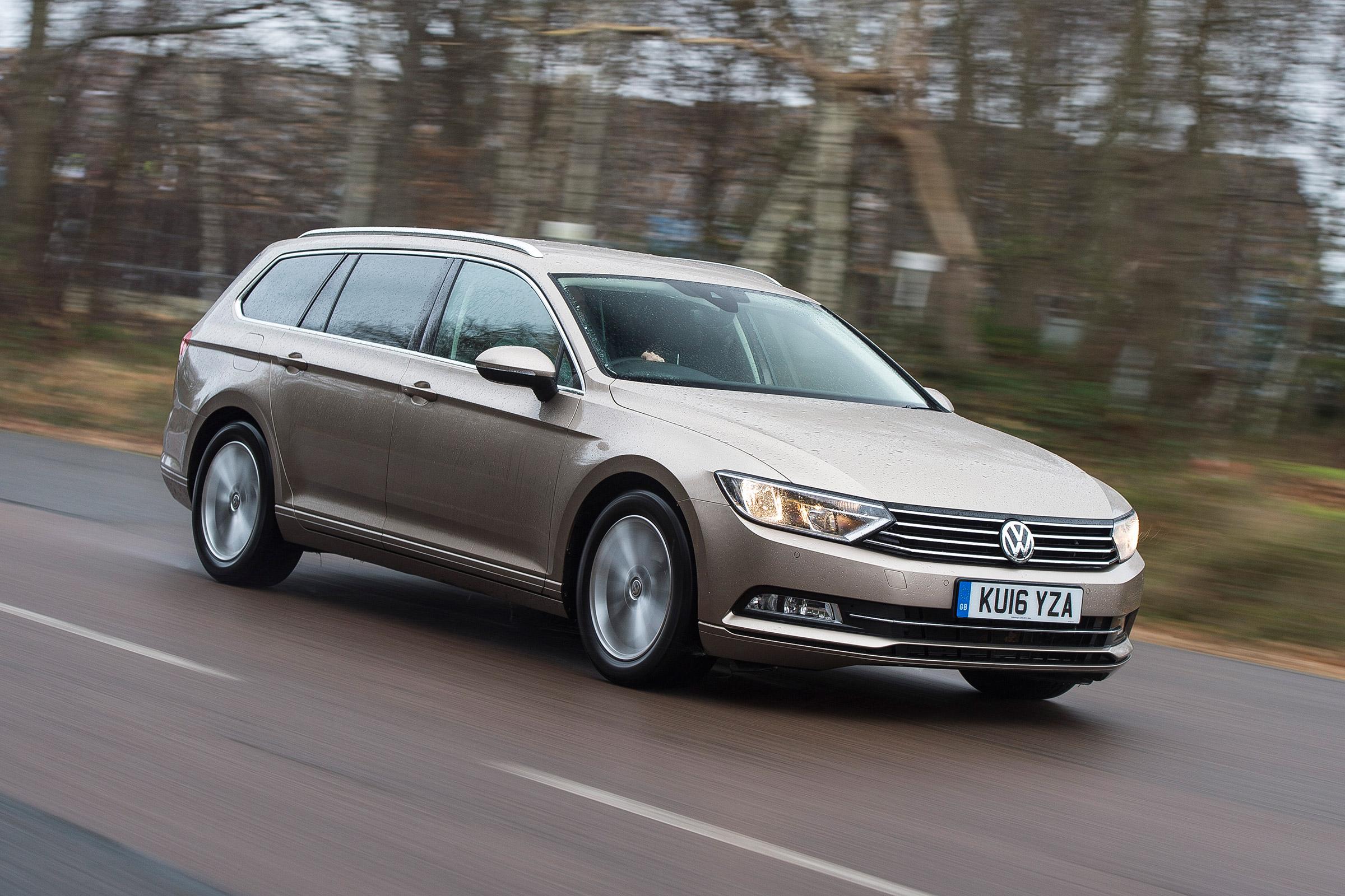 Long Term Test Review Volkswagen Passat Estate Auto Express