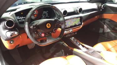 Ferrari Portofino - Frankfurt dash