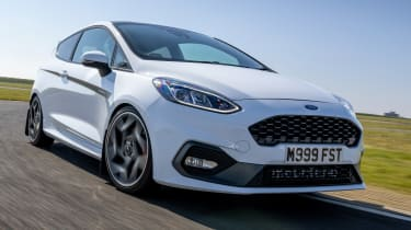 Ford Fiesta ST Mountune - front