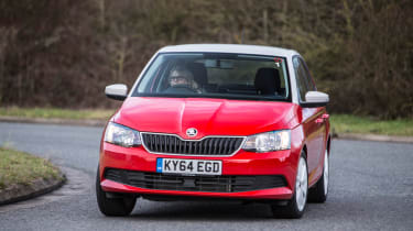 Proven and dependable, the Fabia is a solid choice for the first time car buyer.