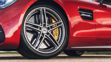 Mercedes-AMG GT C Roadster - wheel