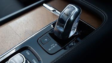Volvo XC90 T8 - interior detail