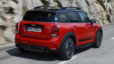 MINI JCW Countryman - rear