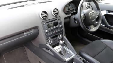 Used Audi A3 Mk2 - interior