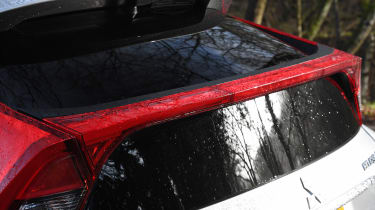 Mitsubishi Eclipse Cross long-term test - rear bar