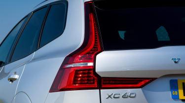 Volvo XC60 - rear lights