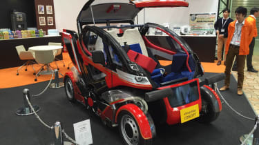 Exmachina Ultra Lightweight Vehicle