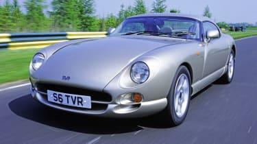 Best cars for under £20,000 - TVR Cerbera