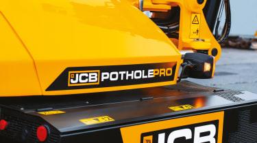JCB Pothole machine