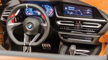 BMW Concept Z4 - dash