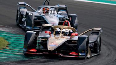 Formula E 2019/2020 season header