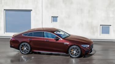 Mercedes-AMG GT 4-Door 2021 facelift -