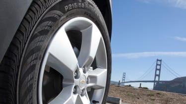 Chevrolet Trax wheel