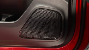 Mercedes A-Class - speaker