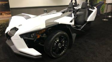 Polaris Slingshot - LA Motor Show - front