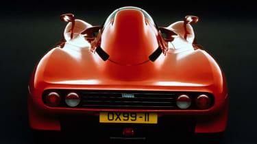 Yamaha OX99 - rear