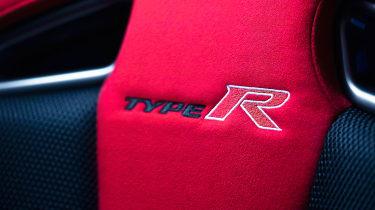 Honda Civic Type R GT - seat