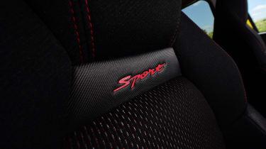 Suzuki Swift Sport - seat