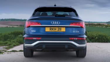 Audi Q5 Sportback - full rear