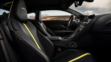 Aston Martin DB11 AMR - cabin