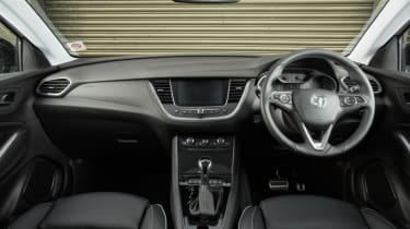 Ultimate trim interior front