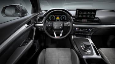 Audi Q5 Sportback TFSI e PHEV - interior