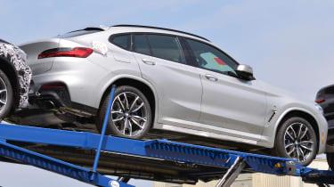 BMW Concept X4 rear