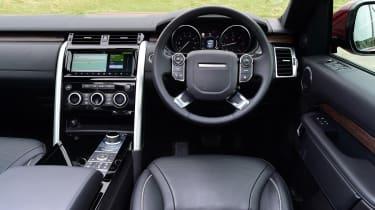 Land Rover Discovery - dash