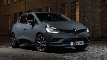 Renault Clio Urban Nav - front static