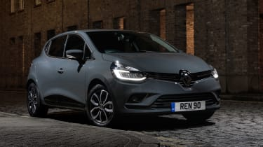 Renault Clio Urban Nav - front static