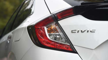 Honda Civic - rear light