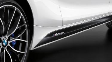 BMW M240i M Performance Edition - sideskirt