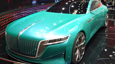Hongqi electric concept car