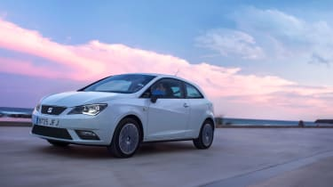 SEAT Ibiza 2015 facelift - driving