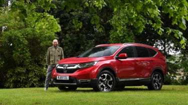 Honda CR-V - main