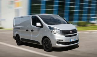 Fiat Talento - front