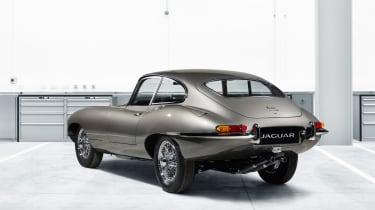 Jaguar Classic E-Type Reborn rear