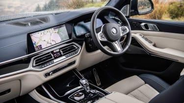 BMW X7 - dash