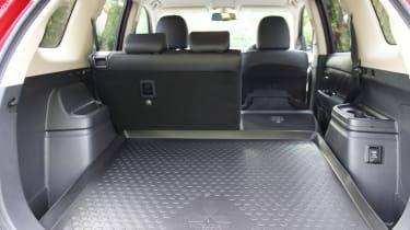 New 2019 Mitsubishi Outlander PHEV luggage area