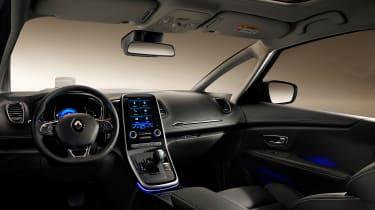 New Renault Grand Scenic 2016 - interior