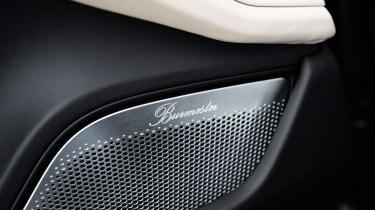 Porsche Taycan Turbo S - speaker