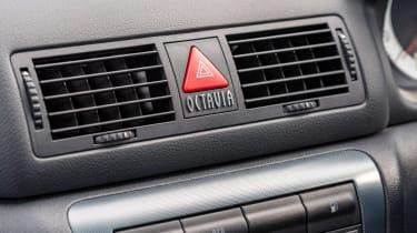 Skoda Octavia vRS Mk1 - vents