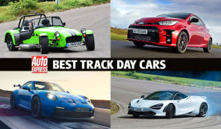 Best track day cars