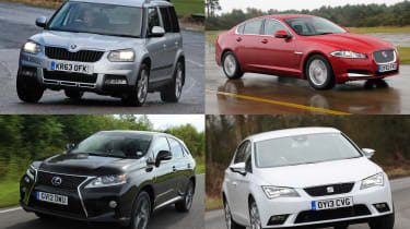 Best second hand cars to own 2017 - header