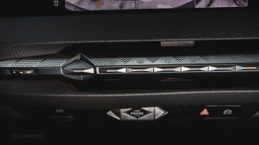 DS 4 - interior detail