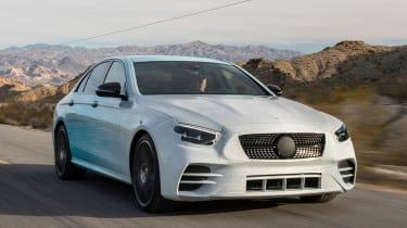 2020 Mercedes E-Class - Las Vegas tracking
